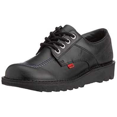 72a794e0 Kickers Kick Lo Core Men's Shoes - Black/Bluegrad/Black, 7 UK (
