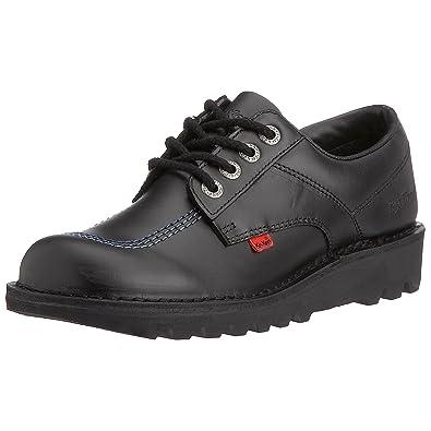61b7f217 Kickers Kick Lo Core Men's Shoes - Black/Bluegrad/Black, 7 UK (