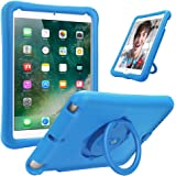 best sneakers d508f 35cab Amazon.com: Tech21 EVO Play for iPad Air 1/2 - Blue/Green, Bright ...
