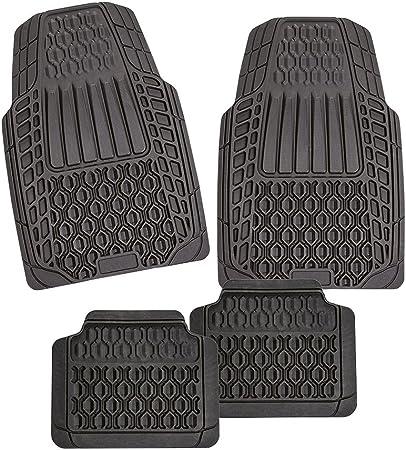 Design Top Tappetini in gomma auto tappetino Renault Scenic II 100/% compatibile