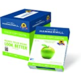 Hammermill Paper, Color Copy Digital Poly Wrap, 28lb, 8.5x11,  Letter, 100 Bright 1,800 Sheets / 6 Pack, (102700C) Made In The USA
