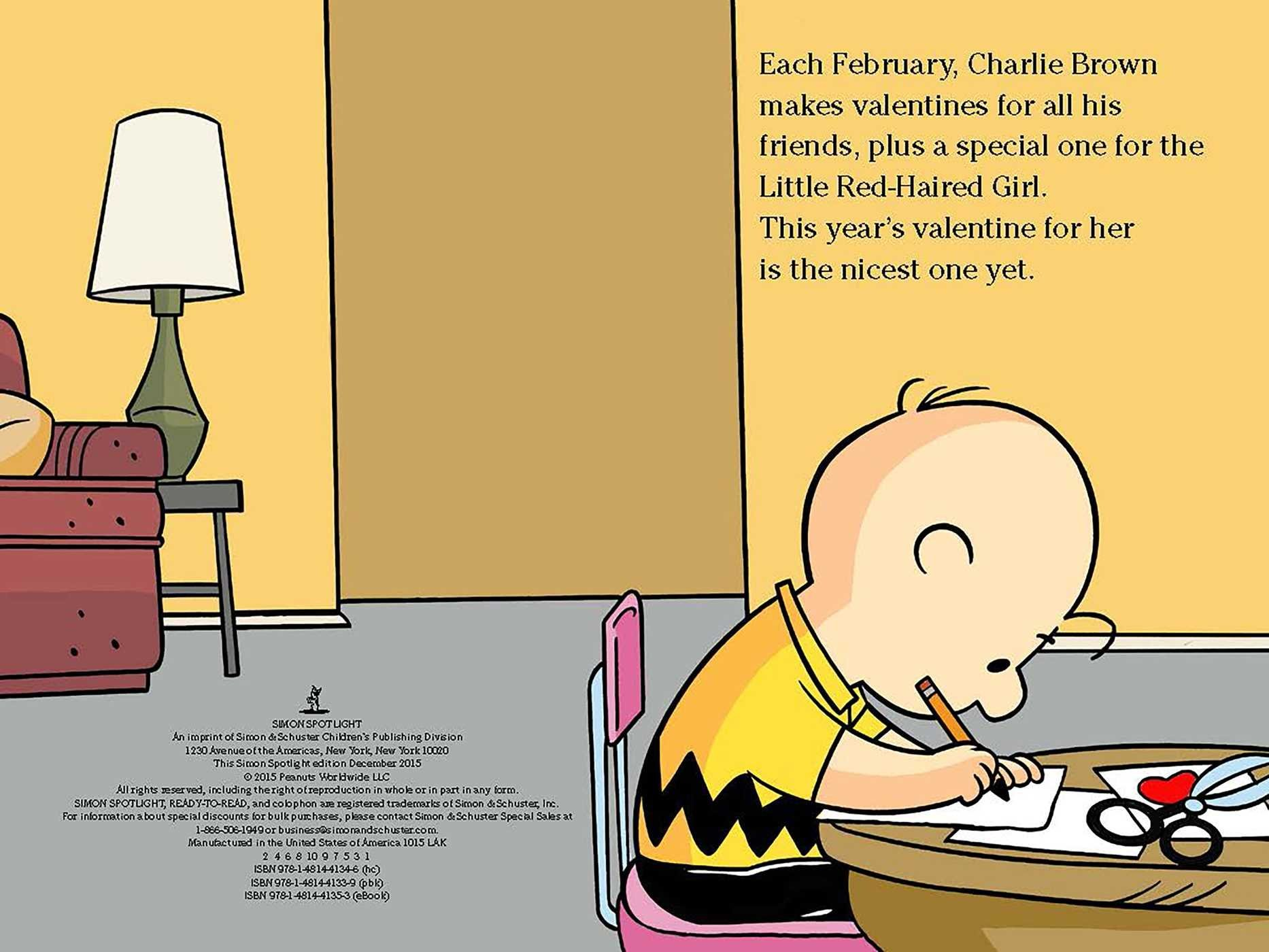amazoncom happy valentines day charlie brown peanuts