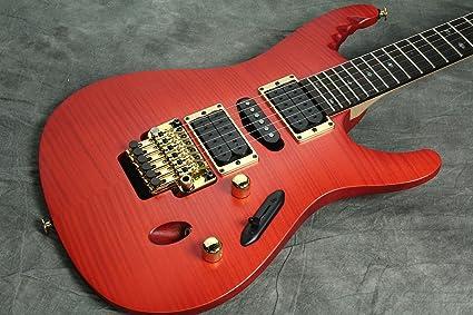 Ibanez Signature EGEN18-DRG Herman Li · Guitarra eléctrica