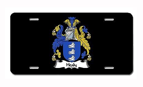 Amazon.com: Healy escudo de armas/Healy escudo de familia ...