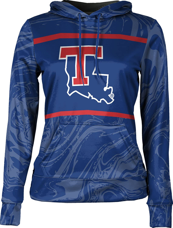 Ripple ProSphere Louisiana Tech University Girls Pullover Hoodie School Spirit Sweatshirt