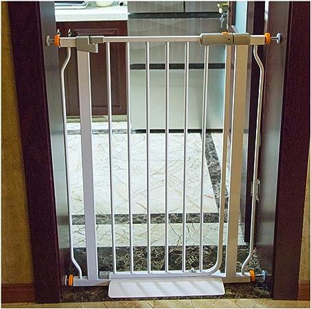 Valla Seguridad Barreras de puerta Puerta De La Seguridad Del Bebé Extra Ancho 29-78 Pulgadas