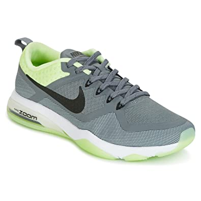 1094e64053 Nike AIR Zoom Fitness W Chaussures de Sport Femmes Gris - 39 - Fitness /Training