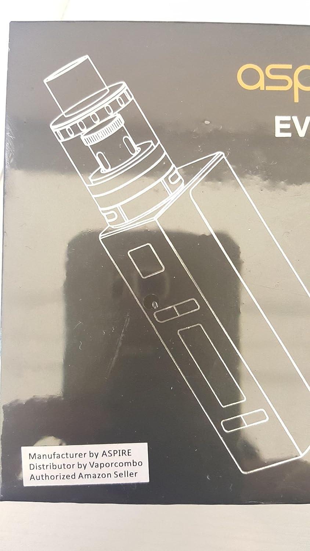 GENUINE ASPIRE EVO 75 KIT NX75 MOD 2mL (SILVER)