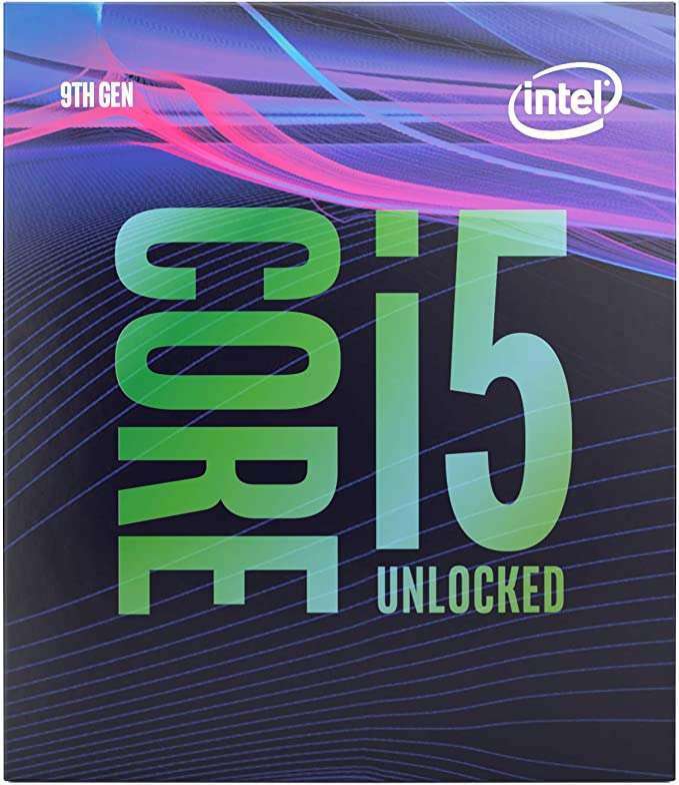 Intel Core i59600K Desktop Processor 6 Cores up to 46 GHz Turbo unlocked LGA1151 300 Series 95W at Kapruka Online for specialGifts