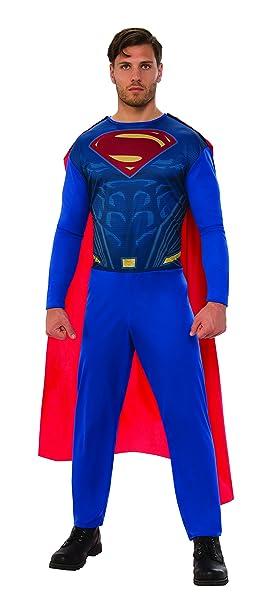 DC Comics - Disfraz de Superman para hombre, Talla M adulto ...