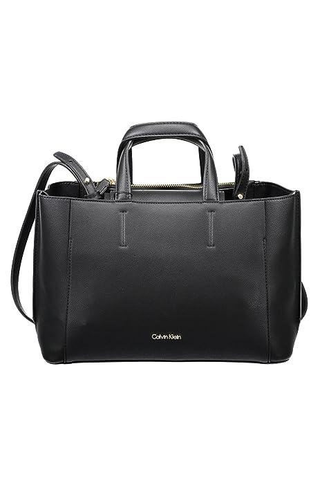 Calvin Klein Metropolitan Bolso a mano 30 cm: Amazon.es: Zapatos y complementos
