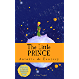 The Little Prince: [Illustrated Edition] (Cheapest Books Children Classics Book 1)