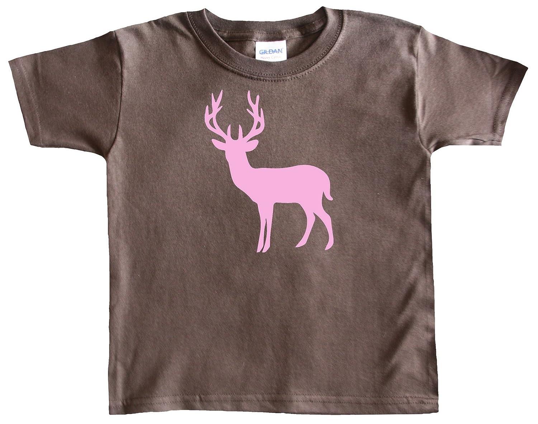 Deer Silhouette for Girls T-shirt