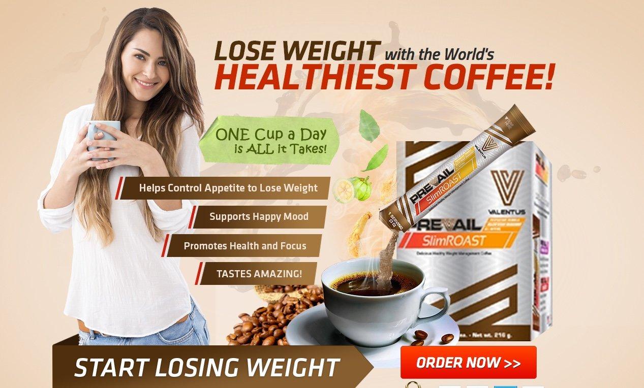 Valentus Slimroast Coffee X 4 Boxes Amazonca Health Personal Care