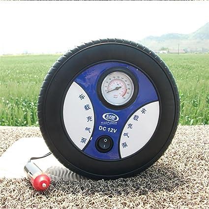 12 V coche hinchable Motor Bomba Mini Mini bomba: Amazon.es ...