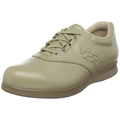 Drew Parade Ii Womens Lace Ups Taupe Calf