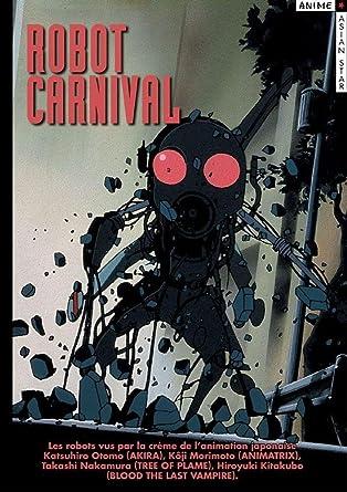 Robot Carnival [Francia] [DVD]: Amazon.es: Katsuhiro Otomo ...