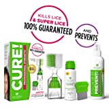 Lice Treatment Kit + Daily Prevention