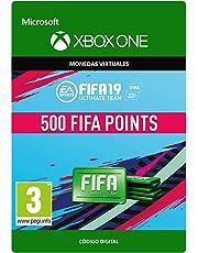FIFA 19: Ultimate Team Fifa Points 500 | Xbox One - Código de descarga