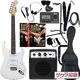 SELDER セルダー エレキギター ストラトキャスタータイプ サクラ楽器オリジナル ST-16/WH リミテッドセットプラス