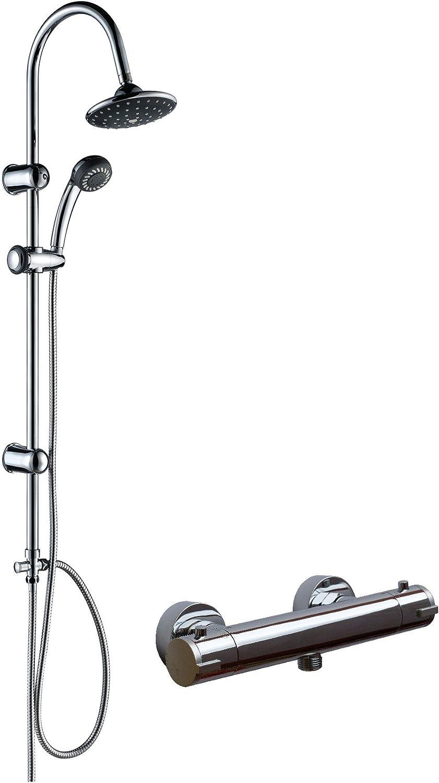 Diseño de cabezal de ducha, columna de ducha:
