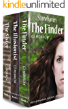Stonehaven Series - complete box set of hidden magic: The Finder, The Illusionist, The Sister