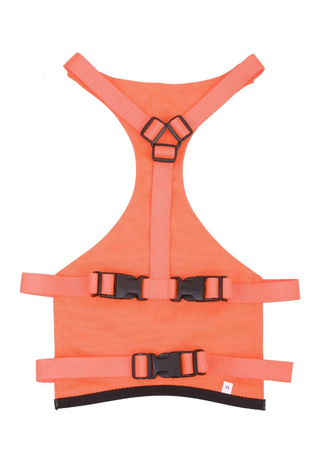 Mendota Products 65193 Skid Plate Dog Chest Protector, Orange, X-Large