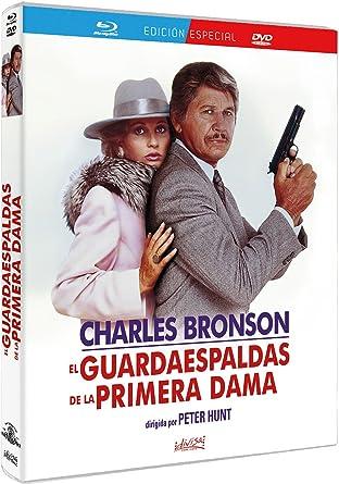 El guardaespaldas de la Primera Dama Combo Blu-ray: Amazon ...