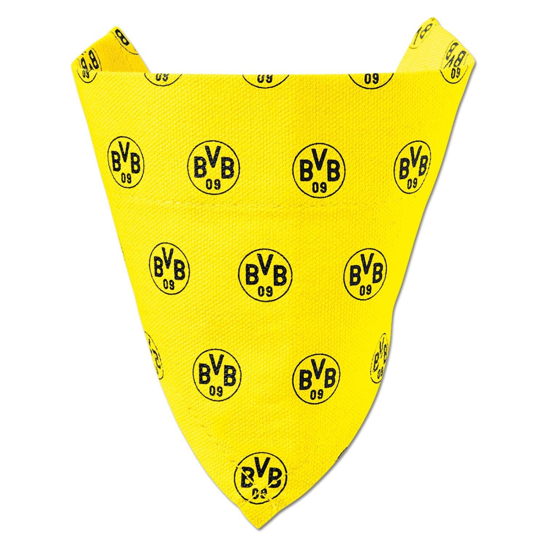 Borussia Dortmund Hundehalstuch - Plus Gratis Lesezeichen I Love Dortmund