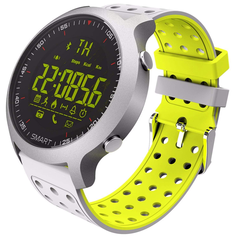 WMWMY Smart Watch Mens Sports Watch Bluetooth Impermeable ...