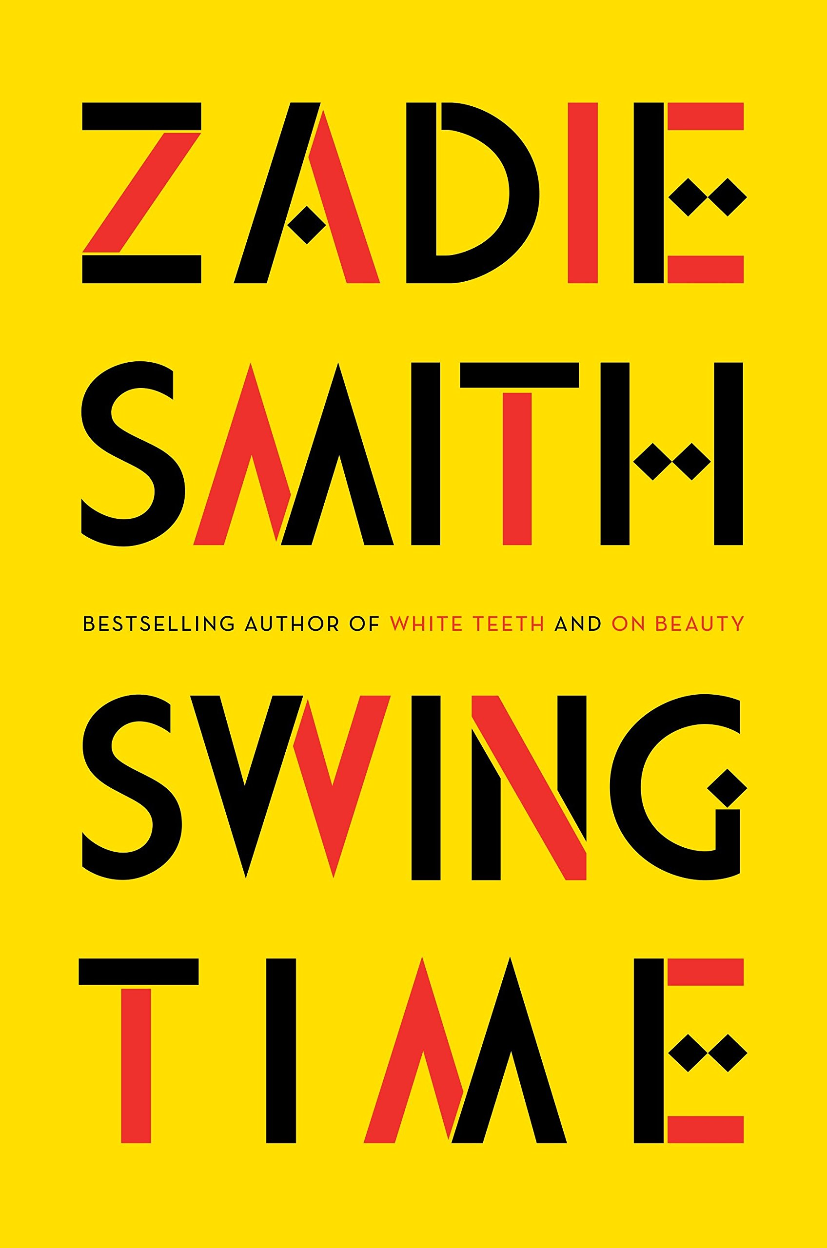 Amazon.com: Swing Time (9781594203985): Smith, Zadie: Books