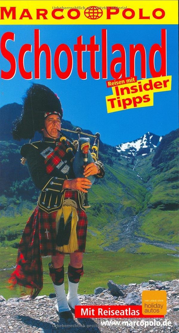 Marco Polo Reiseführer Schottland