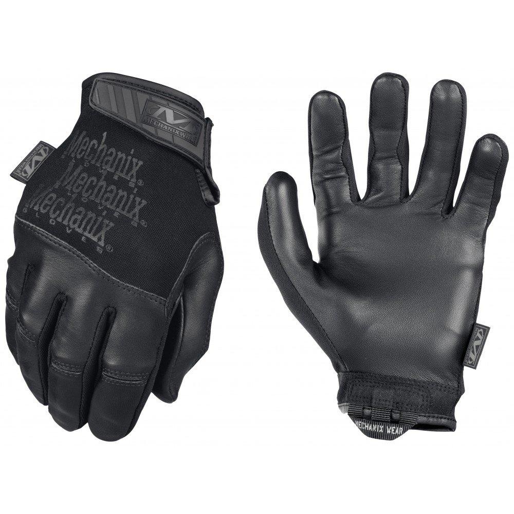 Gants de Palpation en Cuir Recon Noir - S Mechanix TSRE-55-008