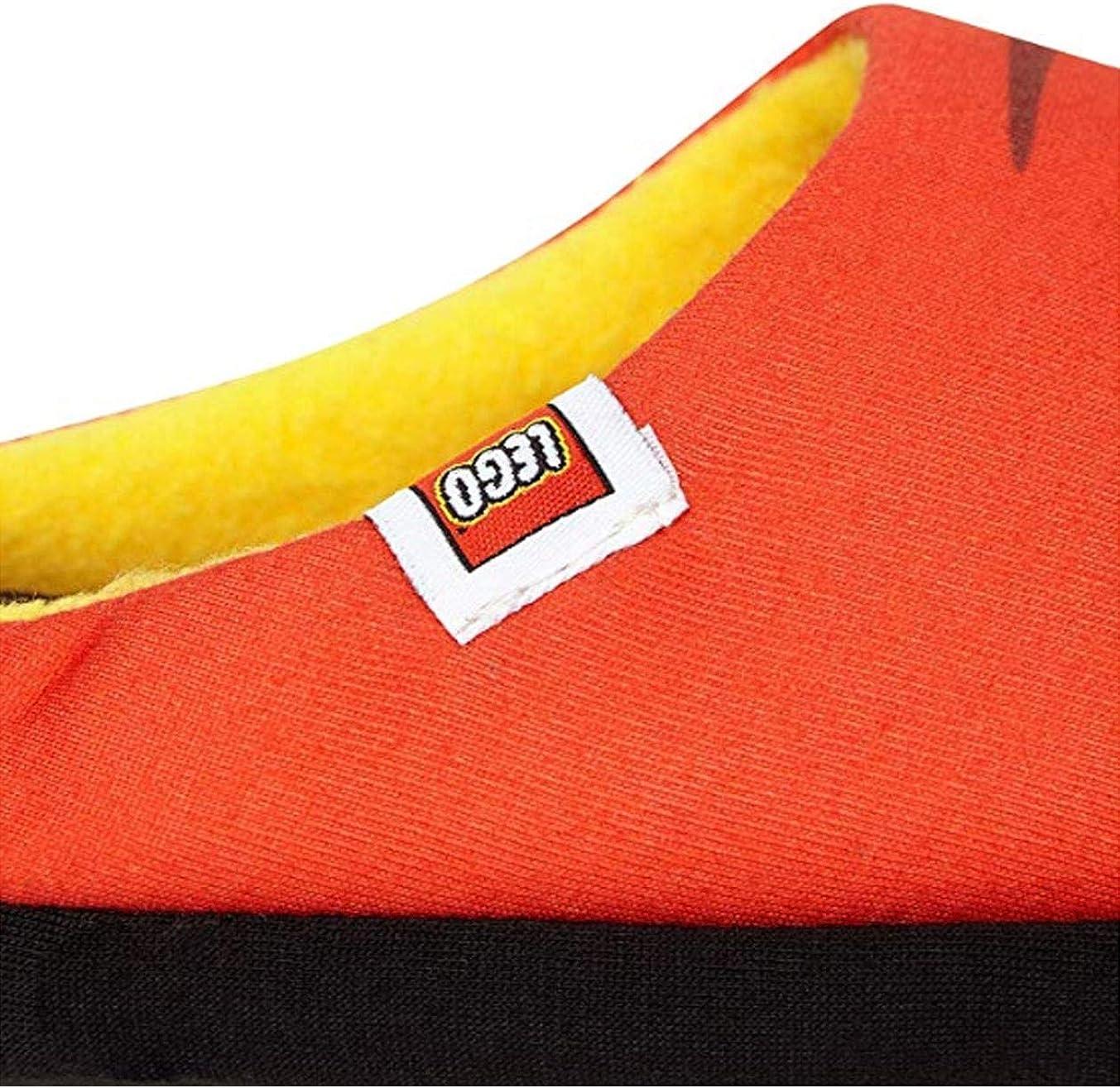 Official Lego Ninjago Red Ninja Kai Boys Slippers