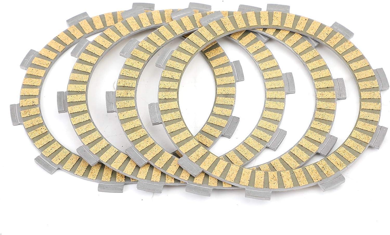 Mad Hornets Kit dembrayage en acier et plaques de friction pour Hon-da VT125 Shadow//Varadero 125 88-2011