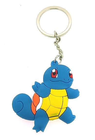 Gemelolandia Llavero Pokémon Squirtle: Amazon.es: Joyería