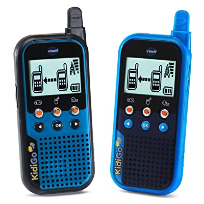 VTech KidiGo Walkie Talkies, Blue: Toys & Games