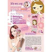 Allthailand - BB Cream Cathy Doll Aura Body Cream Super Gluta Arbutin SPF 59 Pa+...