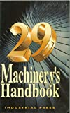 Machinery's Handbook, 29th