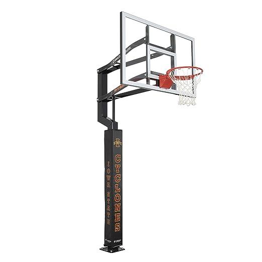Goalsetter Georgia Bulldogs Basketball Pole Pad Backboard Components