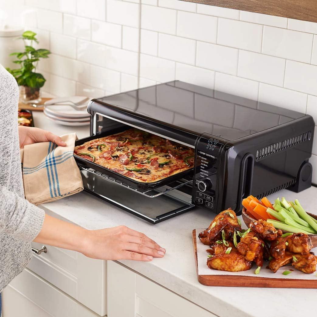 Ninja SD101 Foodi 8-in-1 Air Fry Oven (--Renewed --SD101-BLACK)