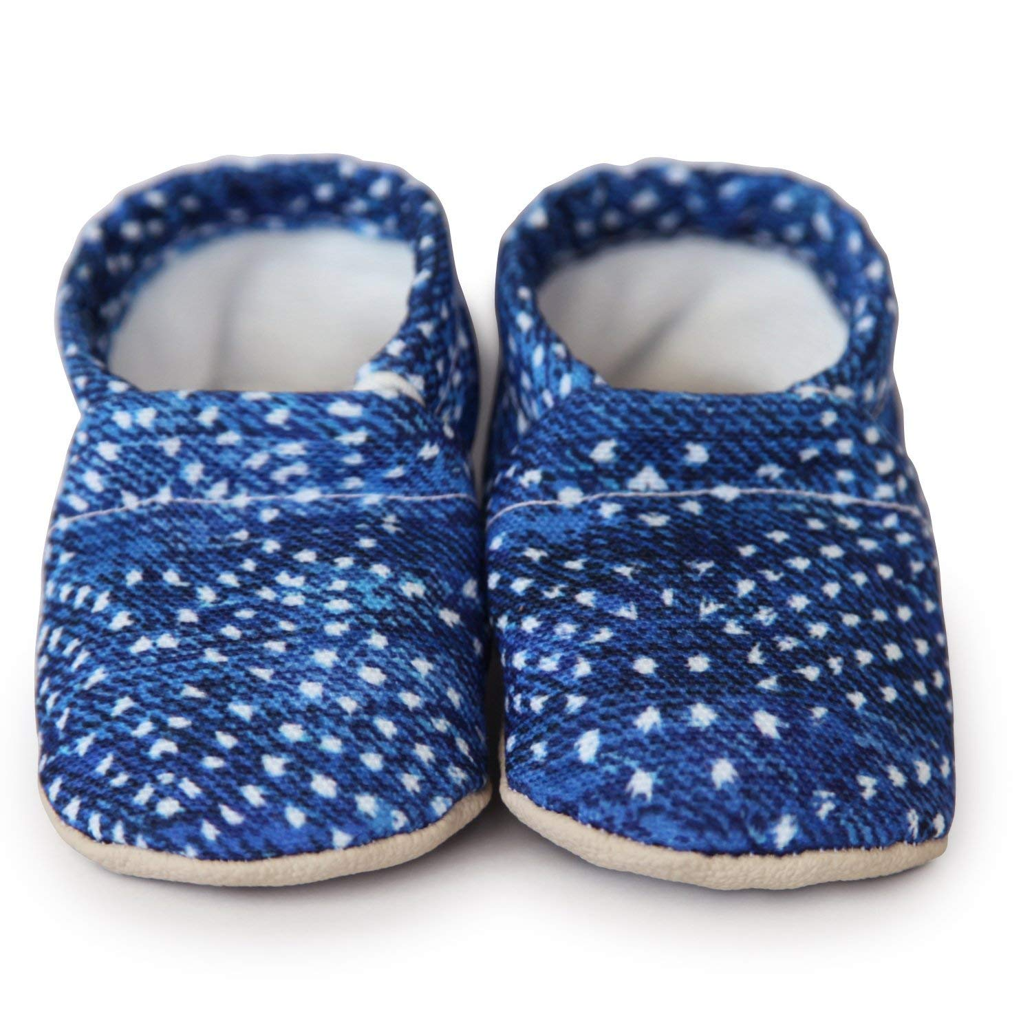 CLAMFEET Organic soft soled baby shoes, LEVI