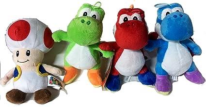 Amazon.com: Super Mario Toad y Yoshi 8
