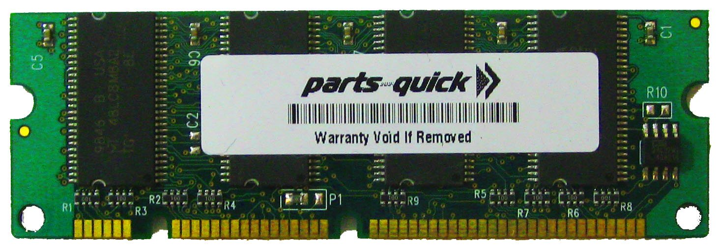 HP C9121A Q9121A Q7709A Q7709AX 128MB 100 pin SDRAM DIMM for HP Color Laser Jet 4100 4100DTN 4100MFP 4100N 4100TN by parts-quick