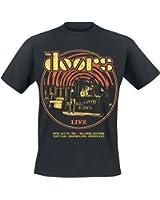 The Doors Warp T-Shirt black
