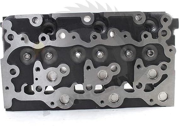 Cylinder Head Gasket Fits for Kubota Tractors L2900 L3000 L3010 L3130 L3200 Engine D1503 KX91-3 U35 R420