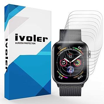 iVoler [3 Unidades] Protector de Pantalla para Huawei P10 Lite, [Cobertura Completa