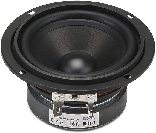 drok 15w mini hifi full range speaker