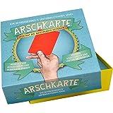 Kylskapspoesi KYL43015 Jeux de cartes «Wer hat die Arschkarte gezogen» (version allemande)