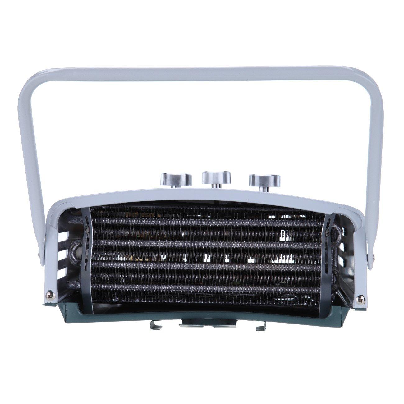 Ridgeyard 6L/ Min (1.6 GPM) LPG Propane Gas Portable Tankless ...